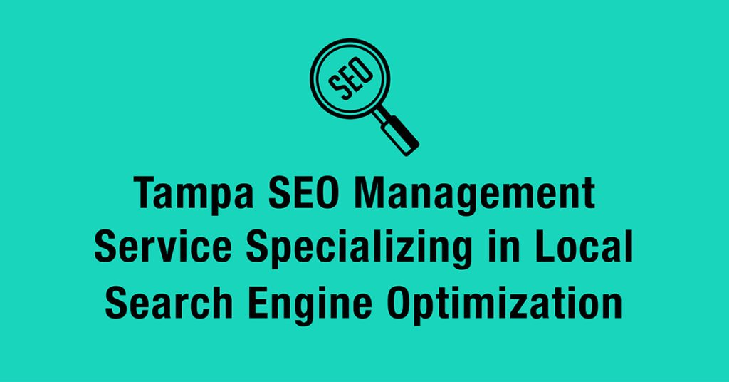 tampa seo management service