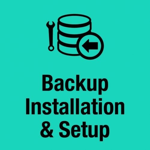 WordPress backup installation setup