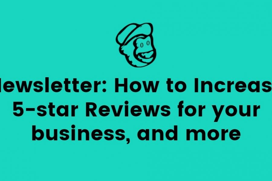 Increase 5 star reviews