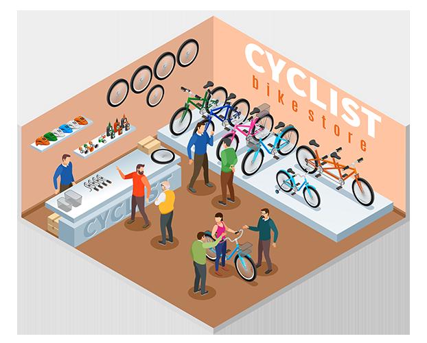 Online Presence Manager for Bike Shops