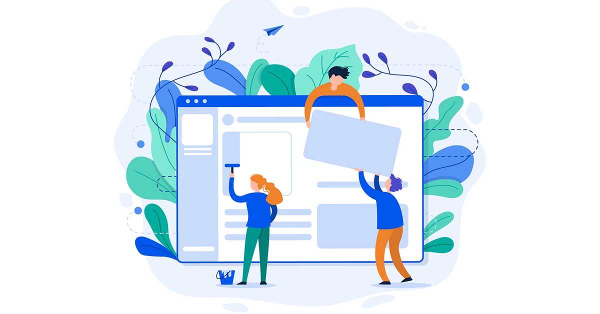 Website Content Management Service